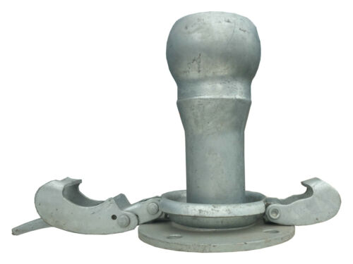 """PN3M 3""""//89mm MALE BAUER TYPE COUPLING TO PN10 FLANGE"""
