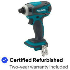 Makita 18V LXT Li-Ion Impact Driver (Tool Only) XDT04Z Certified Refurbished