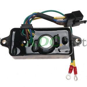 Efsiad Voltage Regulator Fits Kubota Low Boy GL6500S AV6500-B Generator Genset