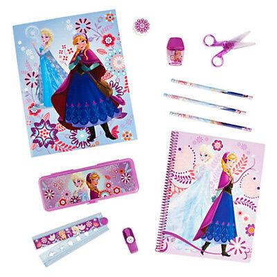 NEW Disney Frozen Anna Elsa 2 2-Pocket Folders School Office Supplies