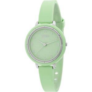 Dettagli su Orologio Donna LIU JO Luxury SPORTY TLJ1263 Silicone Verde NEW