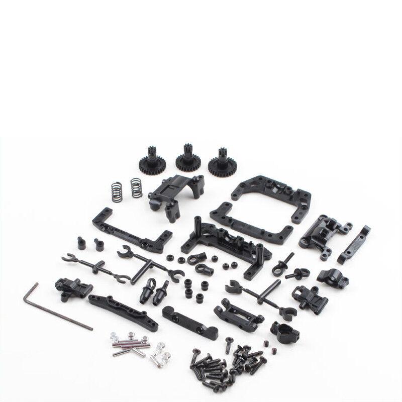 Kit de Conversión Double Obús MA-010 Mini-Z AWD Tuning kyosho MDW-100 703765