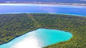 Terreno en venta en Bacalar, Quintana Roo