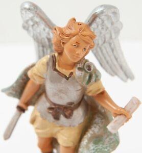 Fontanini-Archangel-Gabriel-5-034-Inch-Nativity-Figure-Roman-54069-New-no-box