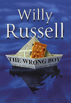 """""""AS NEW"""" The Wrong Boy, Russell, Willy, Book"""