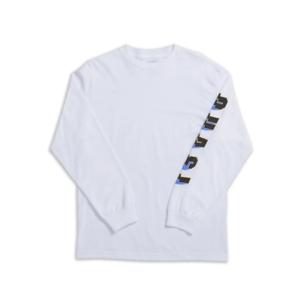 Original Quasi Prix Langärmelig T-Shirt - Weiß