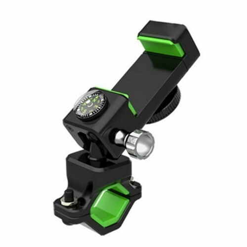 BED9 Function Of Compass Bicycle Handset Bracket Bicycle Holder Outdoors