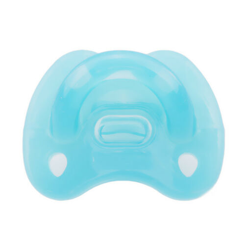 New Newborn Kids Baby Orthodontic Dummy Pacifier Silicone Teat Nipple Soother S