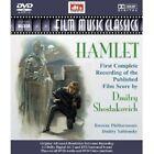 Dmitry Yablonsky - Shostakovich (Hamlet/Film Score) [DVD Audio] (2005)