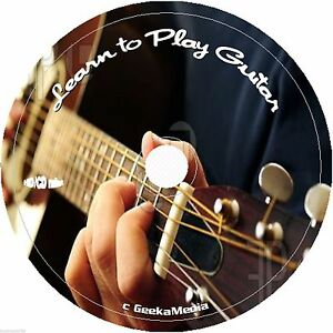 learn how to play guitar 5 books on disc master acoustic electric music kids ebay. Black Bedroom Furniture Sets. Home Design Ideas