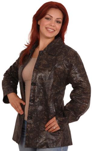 Pattern Ladies Sizes Leather Snake Blazer Of Assorted a49 By Dozen Box AWnpnxaO