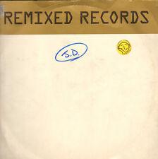 VARIOUS (DEBBIE HARRY / TAVARES / SHALAMAR) - Remixed Records 12 Swe Mix - Remix