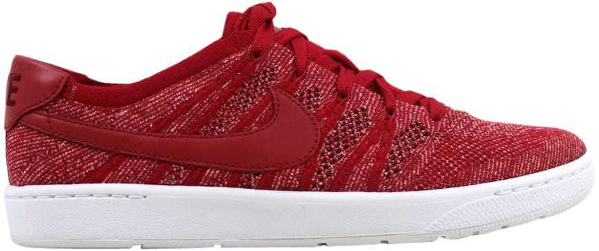 Nike Tennis Classic Ultra Flyknit Gym Red/Gym Red-Team Red-Sail 830704-600 SZ 9