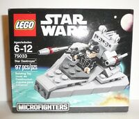 Sealed - Lego Star Wars Microfighters - Star Destroyer (75033) Set 2014