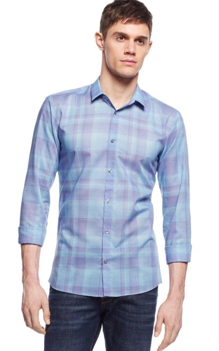 Hugo Boss Ero3 Long Sleeve Shirt Size S - M - L (NWT) Retail   185.-
