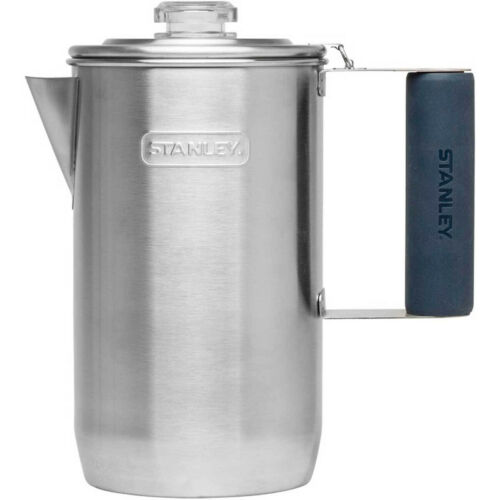 Stanley Adventure 1.1 qt Stainless Steel Percolator Coffee Pot