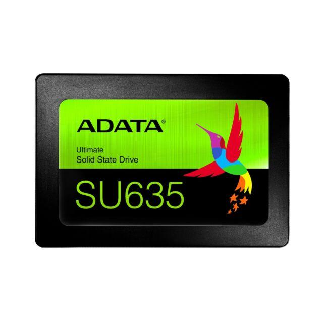 ADATA - SU635 - 240GB 3D-NAND SATA 2.5 Inch Internal SSD (ASU635SS-240GQ-R)
