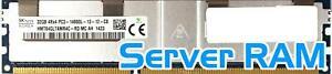 Hynix-32GB-PC3-14900L-DDR3-1866Mhz-4RX4-ECC-Registered-RAM