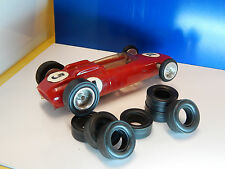 8 urethane tyres for 1/24 RANNALLI slot cars US