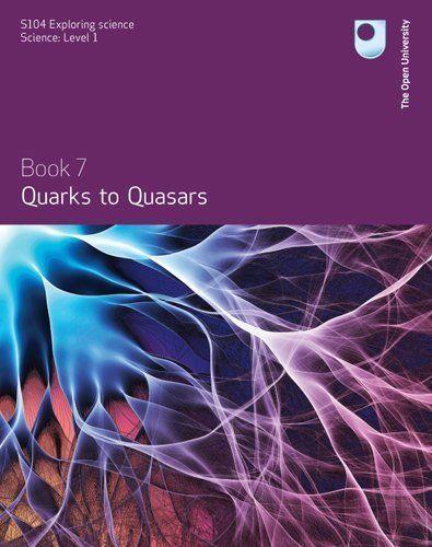 """""""AS NEW"""" Quarks to Quasars, A. Norton, Book"""