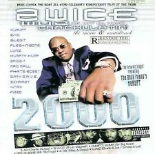 Wuz Crackulatin' 2000 2wice (of off Da Hook) MUSIC CD NEW