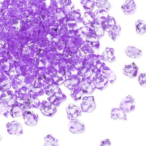 5LB Acrylic Ice Gem Stone Acrylic Diamond 5 bags Vase Fillers