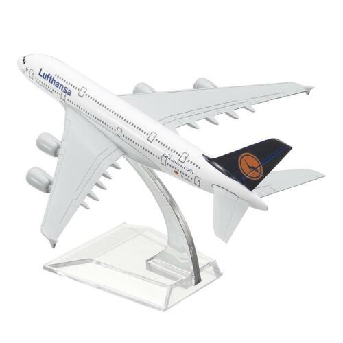A380 AUSTRALIA QANTAS Collection Model 16CM Airplane Metal Building Kits Toy
