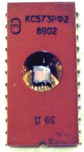 EPROM KS 573 RF 2  braun 1 Stk. UDSSR