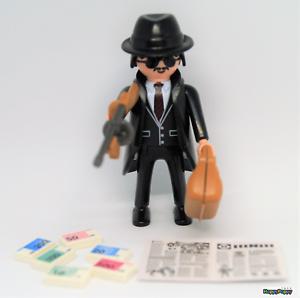 Playmobil 9443 Sammelfigur Boys Serie 14 #02 Gangster Bandit Neu und ungeöffnet