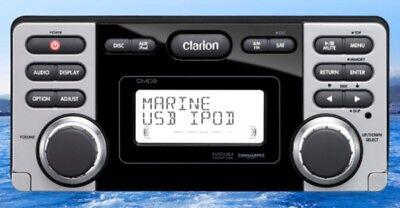 Clarion CMD8 UVP war € 349,00 WASSERFESTER MARINE-CD-//USB-RECEIVER BOOT