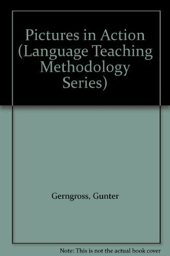 Pictures in Action (Language Teaching Methodolog... by Puchta, Herbert Paperback
