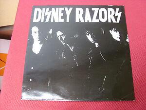 Disney-Razors-750KG-Maximum-Breakdown-LP-UK-EX
