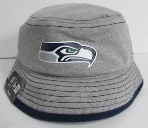 752ea515ef5 Seahawks Seattle Kids Toddler Hat Cap Bucket New Era Boys New  prt ...