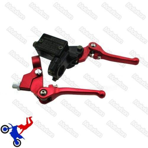 Hydraulic Brake Clutch Lever For Chinese CRF50 BSE Apollo Kayo Stomp Piranha