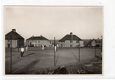TENNIS COURTS, EYEMOUTH: Publisher's photograph to produce postcards (C17708)