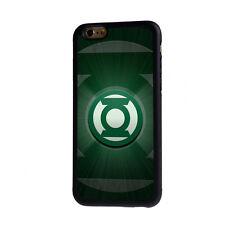 Superhero Logo Comics Rubber Case Cover For iPhone 4/4s 5/5s/SE 5c 6/6s Plus