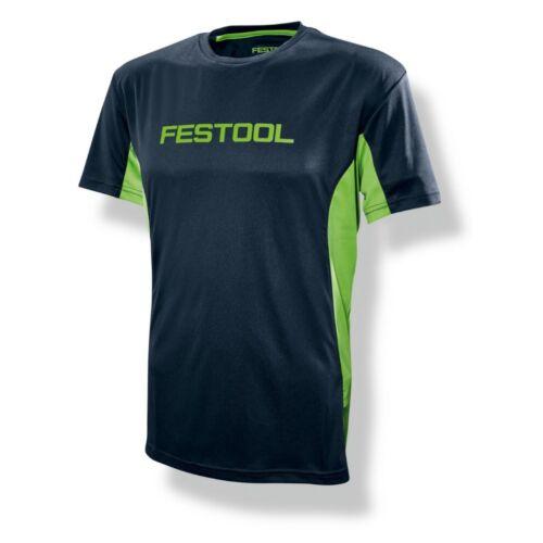 Festool fonction shirt Homme Taille XXL Fan T-shirt respirant