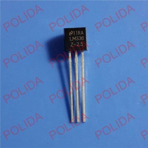 10PCS IC NSC//ST//LINEAR//FSC//TI TO-92 LM336Z-2.5 LM336Z-2.5V LM336LP-2-5
