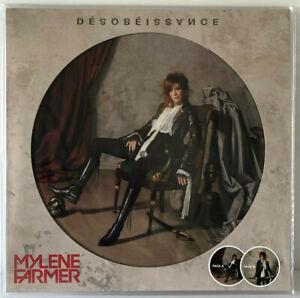 Mylene-Farmer-Desobeissance-12-034-Picture-Vinyl-LP-Album-Limited-Desobeissance-Neu