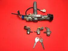 2001-2005 KIA OPTIMA IGNITION LOCK CYLINDER & DOOR LOCKS SET W 2 KEYS USED OEM!