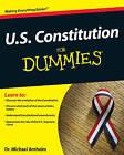 U.S. Constitution For Dummies by Michael Arnheim (Paperback, 2008)