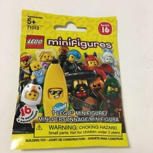 Lego-Minifigure-Series-16-Package-of-1-Blind-Bag-Mini-fig-Character