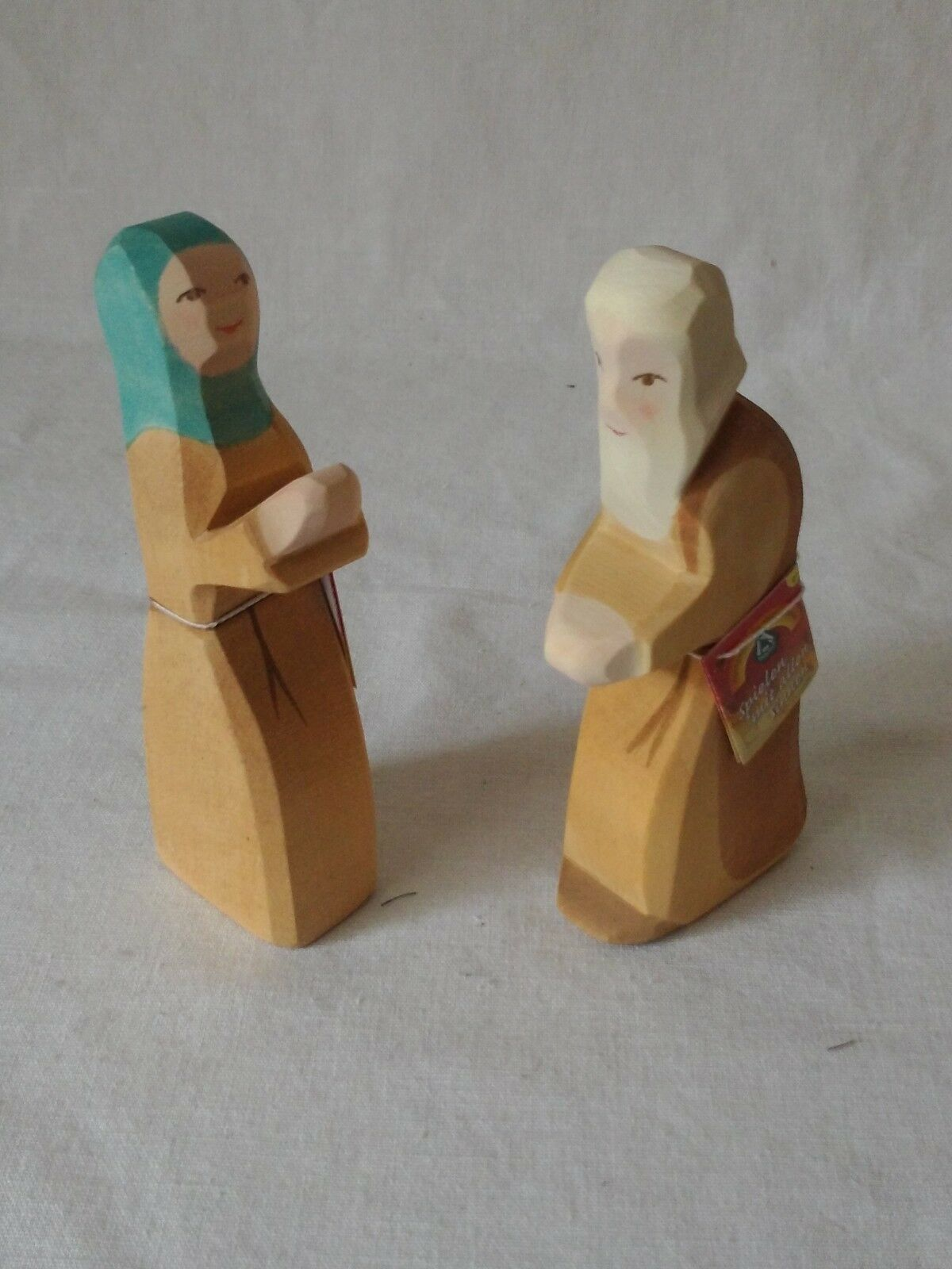 Ostheimer Arche Noah und Frau 2 tlg