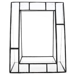 Glass-Geometric-Terrarium-Box-Pot-Tabletop-Succulent-Plant-Planter-Vase