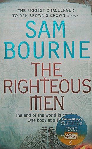 1 von 1 - Sam Bourne ____ THE RIGHTEOUS MEN ___ Shop Boden __ PORTOFREI GB