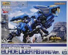 Kotobukiya Takara Tomy Zoids HMM 016 Limited RZ-028 Blade Liger AB Bang Ver.