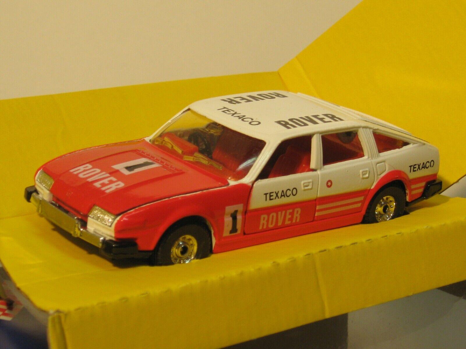 Corgi C404 b Rover 3500  sd1 Texaco N°1 1986 Neuve en boîte (426) 1 36
