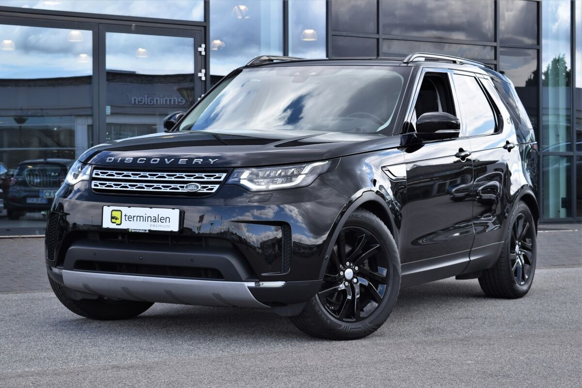 Land Rover Discovery 5 TD6 HSE Luxury aut. 7prs