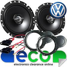 VW Passat B6 2005-2008 JVC 17cm 6.5 Inch 600 Watts 2 Way Front Door Car Speakers