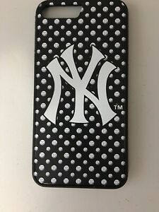 the latest 4ce3d f59fa Details about Official Major League Baseball Case. New York Yankees iphone  7/8 plus case